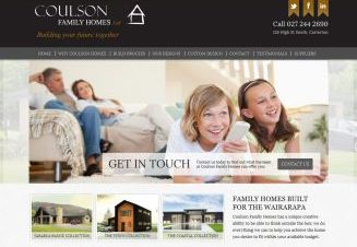 Coulson Family Homes