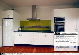 Creative Kitchens Wairarapa