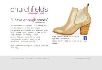 Churchfields Shoes