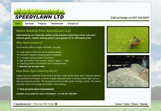 Speedy Lawn Ltd