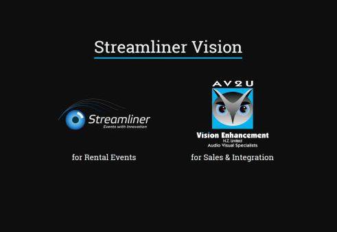 Streamliner Vision