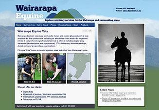 Wairarapa Horse Vet