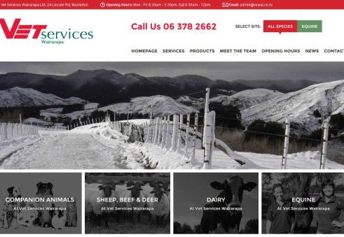 Vet Services Wairarapa