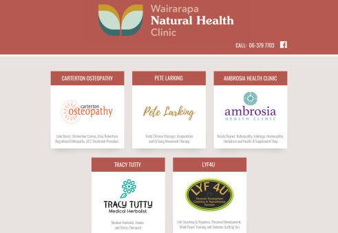 Wairarapa Natural Heath Clinic