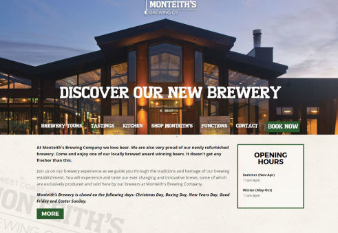 Monteith's Brewery