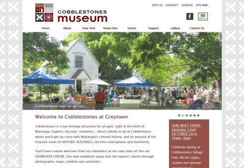 Cobblestones Museum Greytown