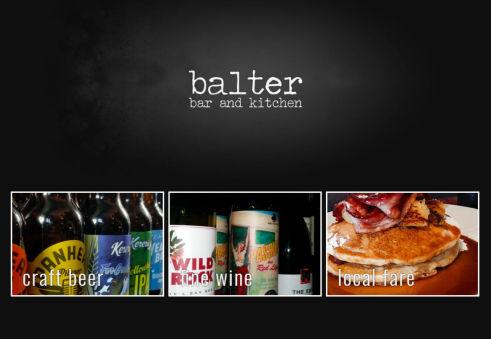 Balter Bar & Kitchen