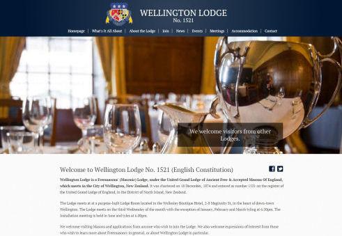 Wellington Lodge