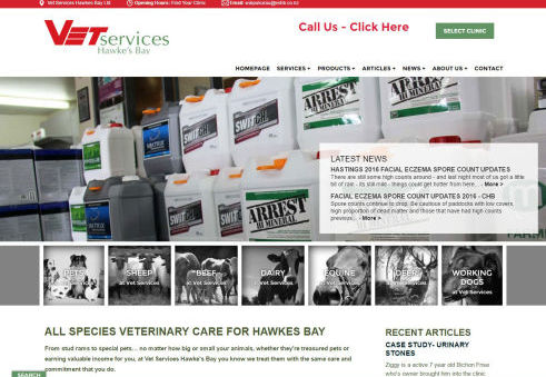 Vet Services Hawkes Bay