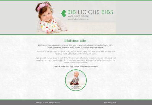 Bibilicious Bibs