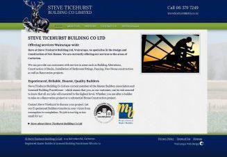 Steve Ticehurst Building
