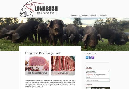 Longbush Pork