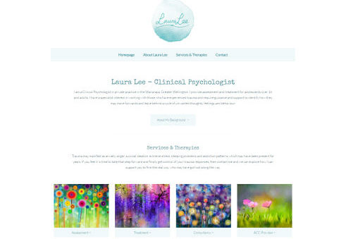 Laura Lee Clinical Psychologist