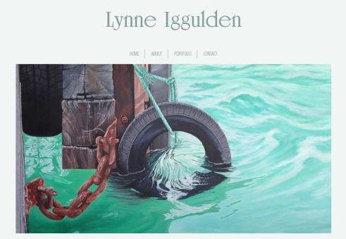 Lynne Iggulden Artist