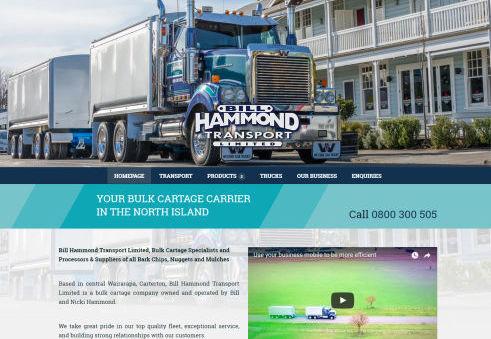 Bill Hammond Transport