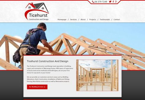 Ticehurst Construction