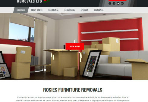 Rosies Furniture Removals