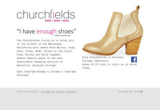 Churchfields Shoes
