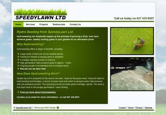Speedy Lawn Ltd