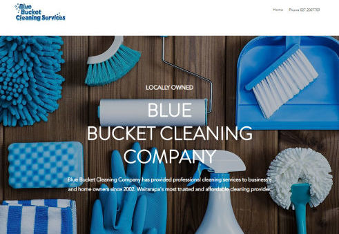 Blue Bucket Cleaning Co