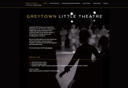 Greytown Little Theatre