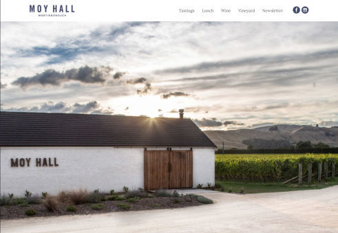 Moy Hall Wines