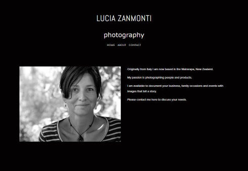 Lucia Zanmonti Photography