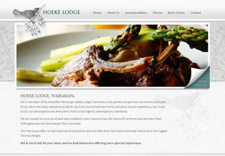 Hoeke Lodge Luxury Accommodation